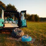 Frankreich Camping-Trip Frankreich Reise