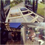 Making of Van-Ausbau