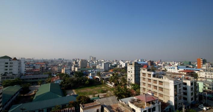 Unterkunft Mandalay