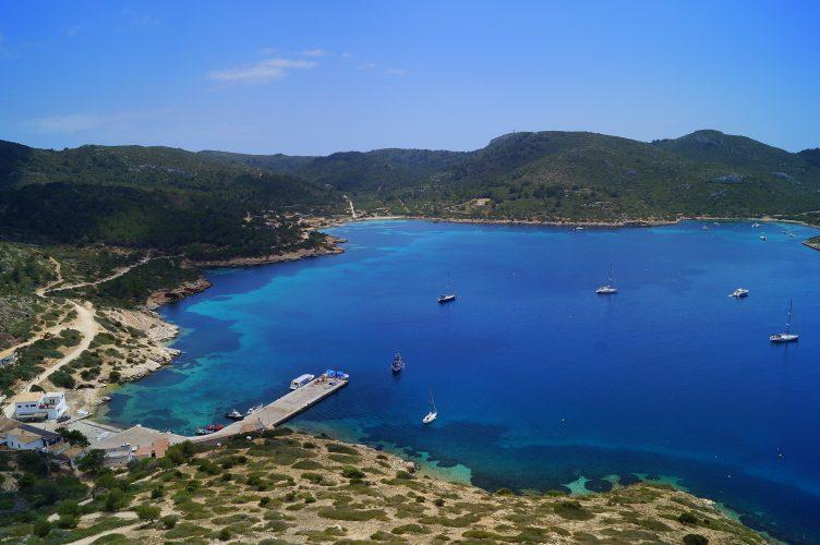 Mallorca Tagestour: Cabrera - eine einsame Insel