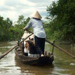 Saigon - Straßenüberquerungen, Gassengewirr und Nobelhotels saigon