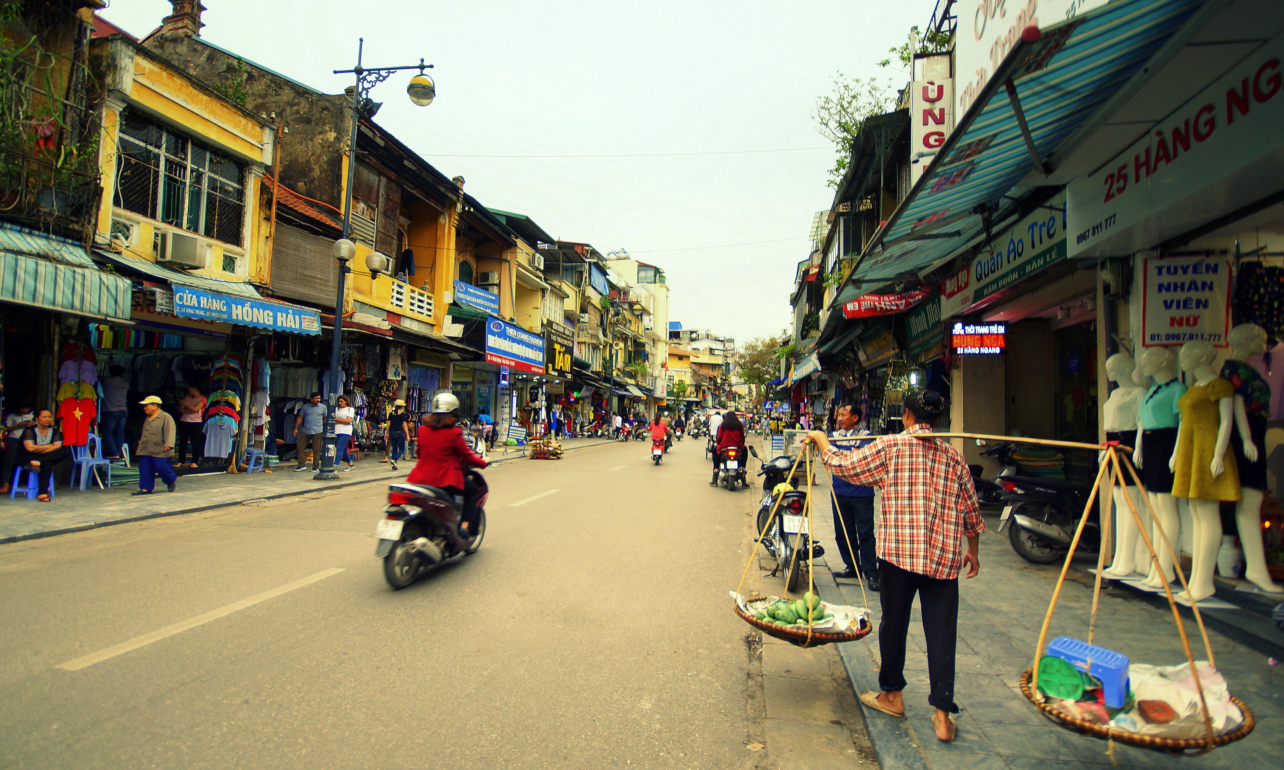 Hanoi - Nachtleben und Sightseeing: Ein Wochenende im Old Quarter Hanoi