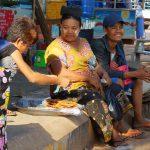 Umgebung Mandalay - Tagesausflug mit 3 Highlights: Sagaing, Inwa und Amarapura Umgebung Mandalay