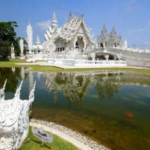Chiang Mai: Tempel im Quadrat Chiang Mai