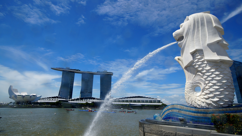 Singapur - ein Wochenende Asien light: Lightshows, Rooftops und Kunst Singapur