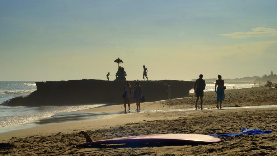 Bali Teil 1: Surfen, Essen und Yoga in Canggu