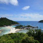 Koh Tao: Berge, Strand und Unterwasserwelt Koh Tao