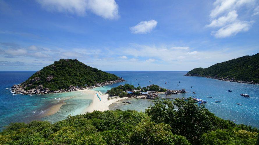 Koh Tao: Berge, Strand und Unterwasserwelt
