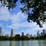 Streifzüge durch Bangkok - Teil 2: Parks, Seen und Kontraste Bangkok