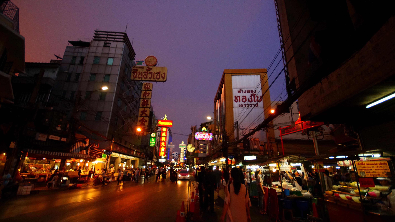 Streifzüge durch Bangkok Teil 5: Viertel der fremden Kulturen Bangkok