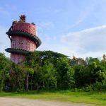Von Bangkok in den Westen: ein Tagesausflug zum Drachentempel drachentempel