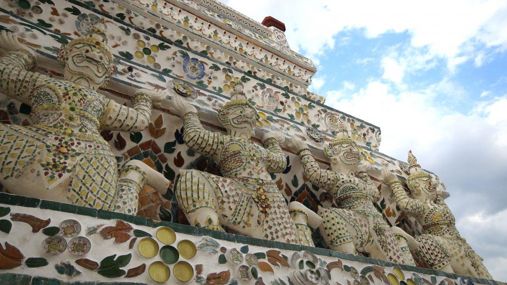Streifzüge durch Bangkok Teil 6: Ans andere Ufer zum Wat Arun