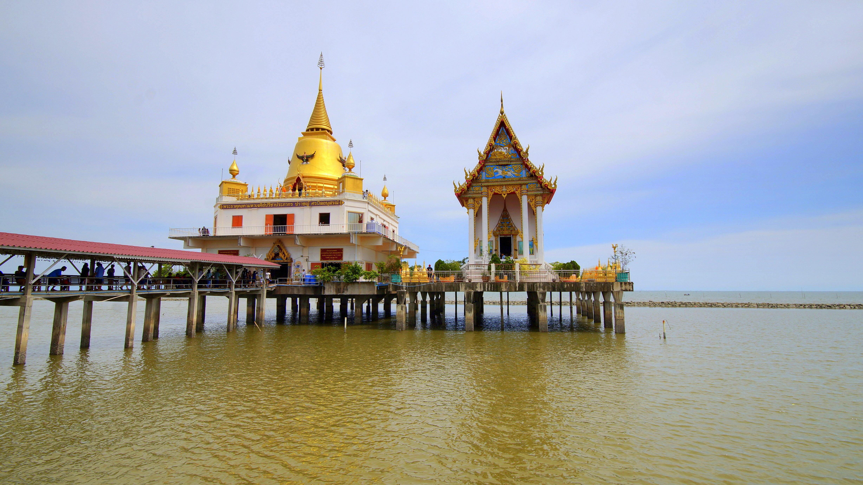 Von Bangkok in den Süden: ein Tagesausflug ans Meer bangkok