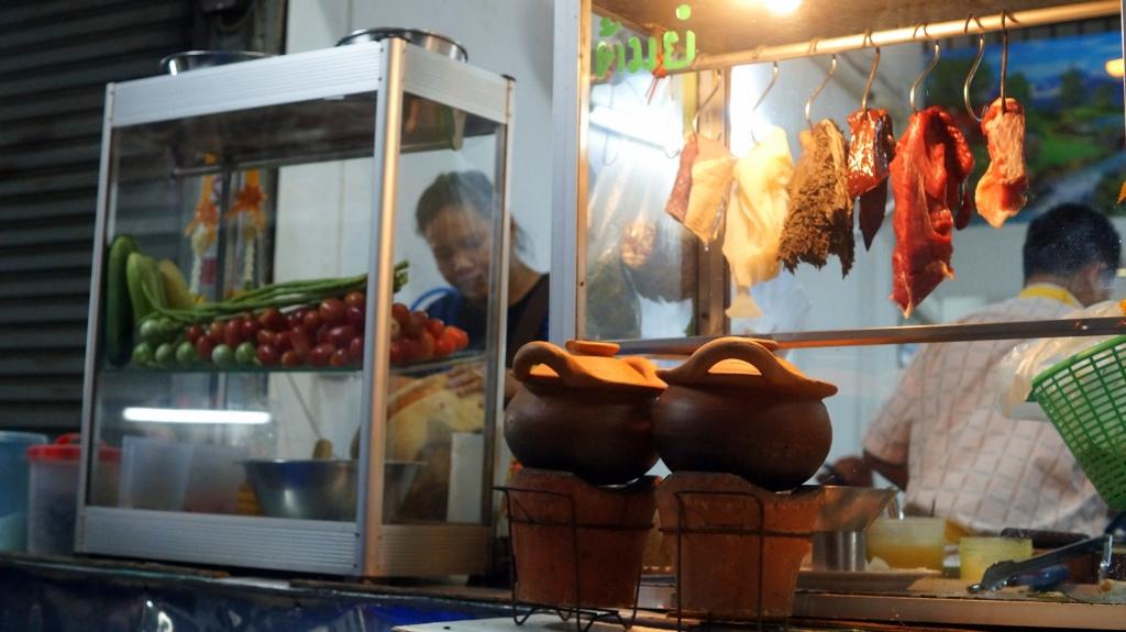 Leben in Bangkok Teil 4: Rund ums Essen