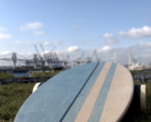 Surfen lernen mit dem Bredder Balance Board Bredder Balance Board