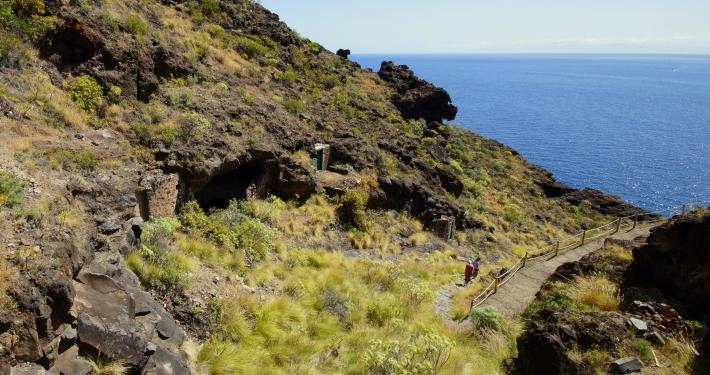La Palmas Nordwesten - Von Tijarafe bis Santo Domingo la palma nord