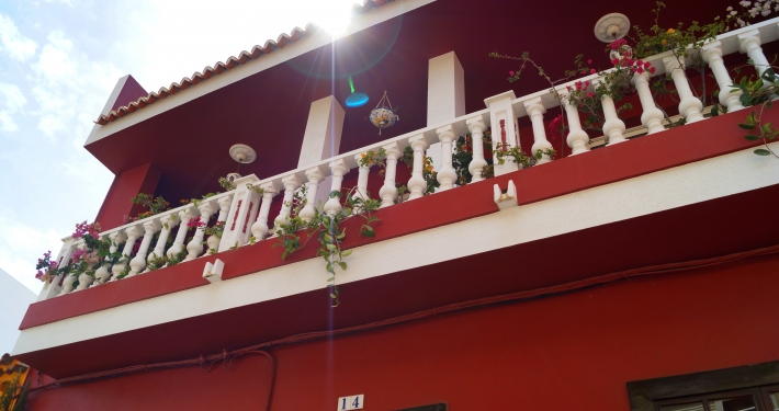 La Palmas Sonnenseite - Los Llanos und Tazacorte Los Llanos