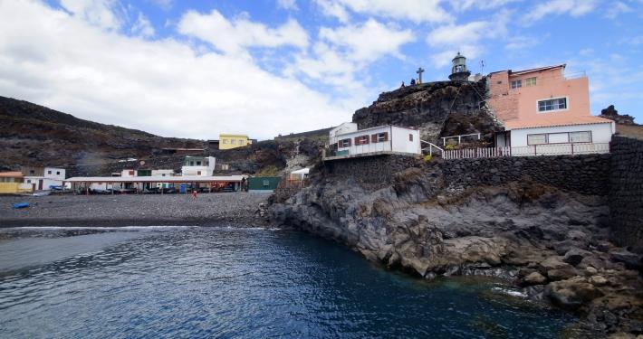 La Palmas Süden - Weinanbau, Vulkangestein und Salinen fuencaliente