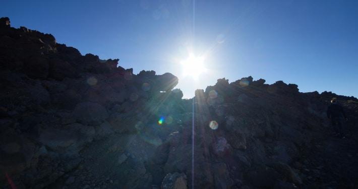 La Palmas Zentrum - Roque de los Muchachos und Caldera de Taburiente roque de los muchachos