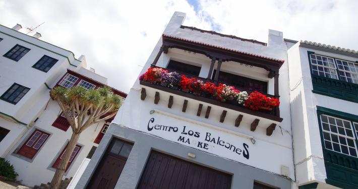 La Palmas Hauptstadt - Santa Cruz santa cruz