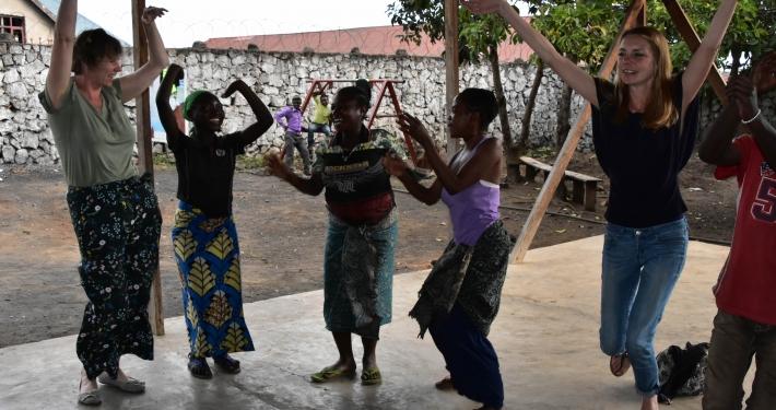 Sinas Hilfseinsatz im Kongo Teil 2: Land, Leute und ein Blick nach Ruanda Hilfseinsatz Kongo
