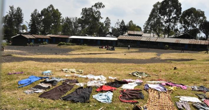Gomas Umgebung