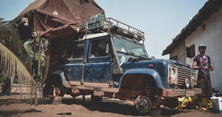 Reiss aus: Geschichten aus zwei Jahren Westafrika westafrika