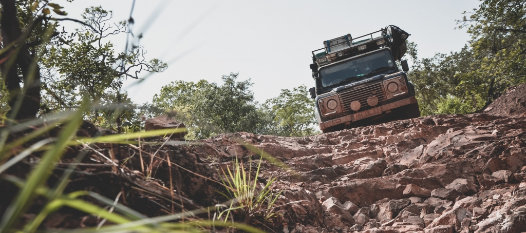 Reiss aus: Geschichten aus zwei Jahren Westafrika