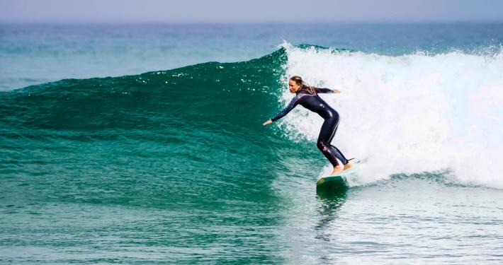 Surfen in Ericeira