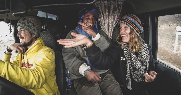 1_ Marokko_ B41_Jamal_Reden mit Händen und Füßen