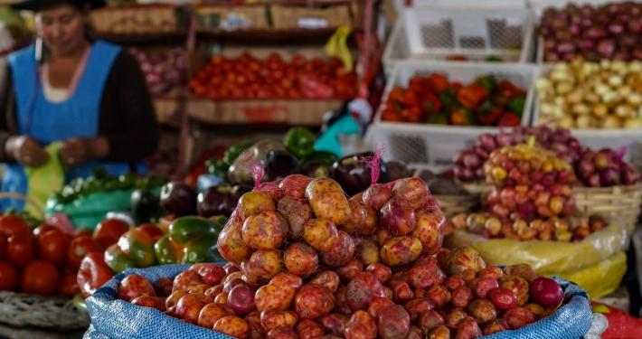 Markt von Sucre