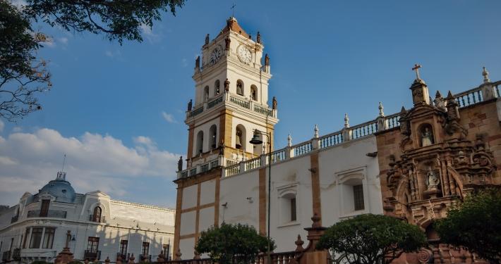 Kathedrale von Sucre