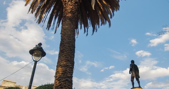 Sucre Plaza 25 de Mayo