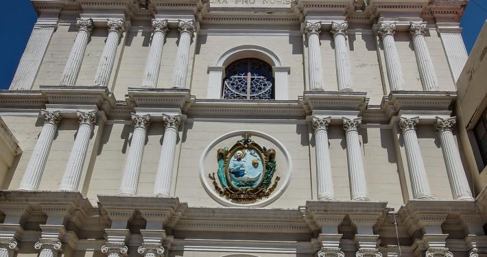 Kirche Maria Auxiliadora Sucre