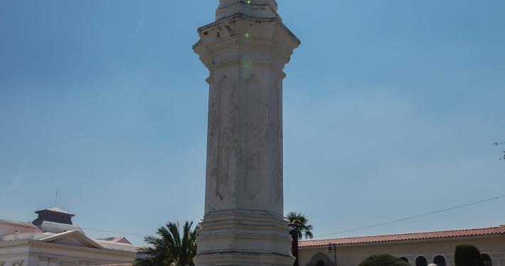 Plaza Libertad in Sucre