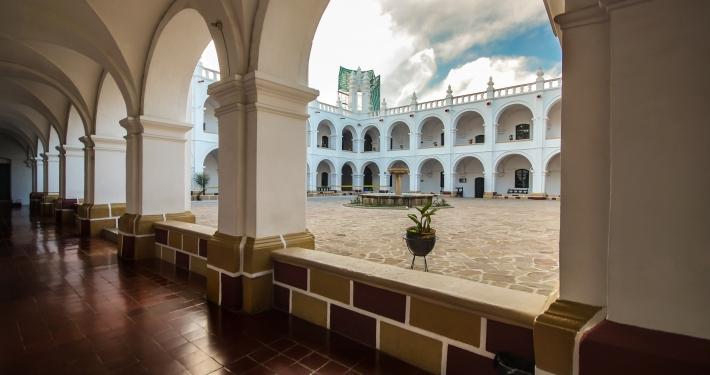 Templo de San Felipe Neri in Sucre
