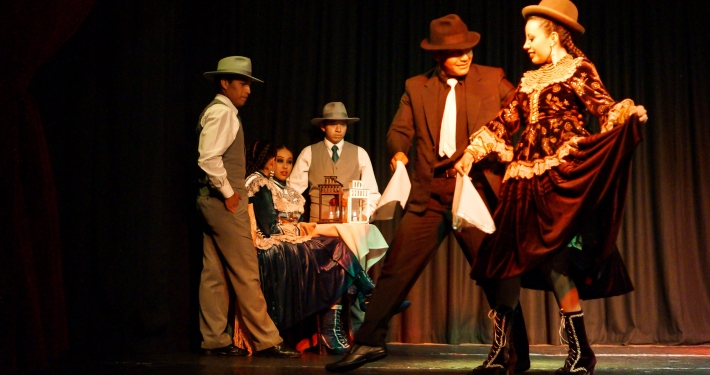 Tanzshow Origenes