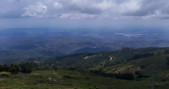 Gipfel des Foia