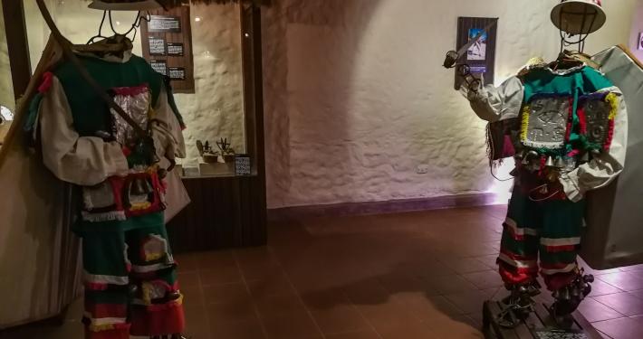 Museum für indigene Kunst in Sucre