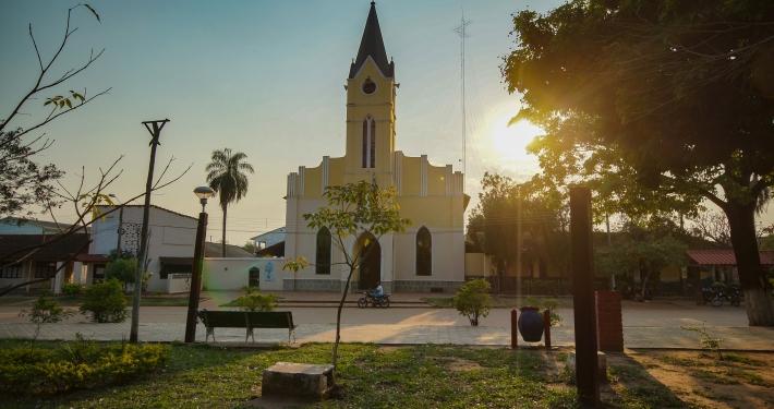 Kirche von Roboré
