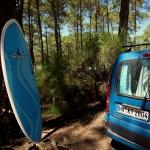 Surftrip Frankreich