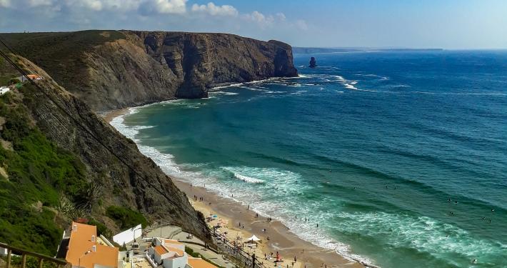 Portugals Westküste