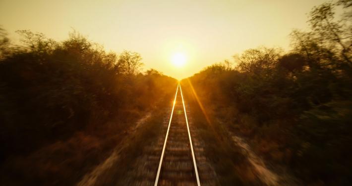 Zugfahrt nach Roboré