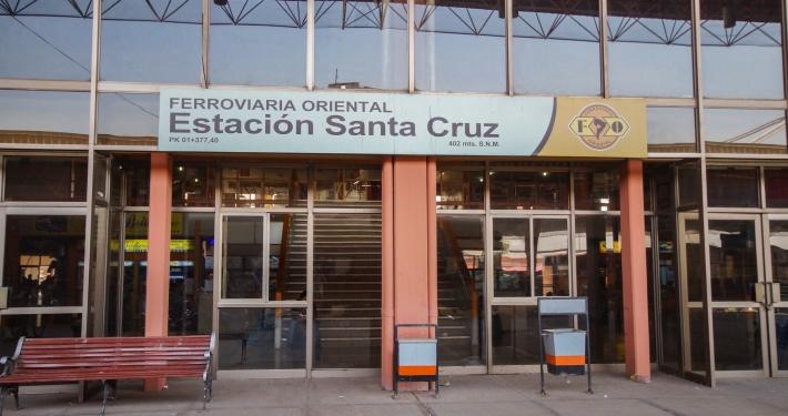 Bahnhof Santa Cruz
