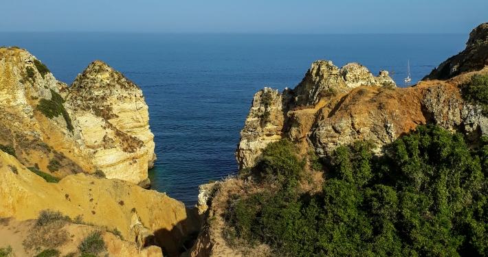 Leben in Portugal - ein Auslandsaufenthalt an der Algarve Lagos