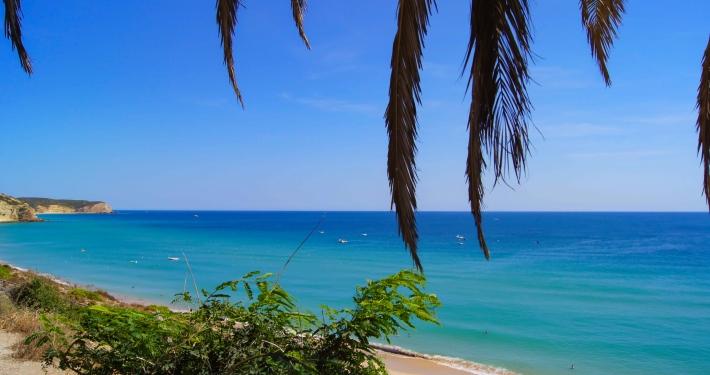 Praia de Salema Algarve