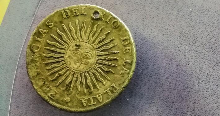 Münzproduktion Potosi