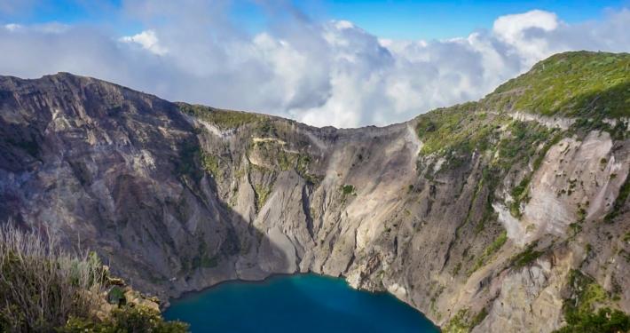 Irazú Vulkan