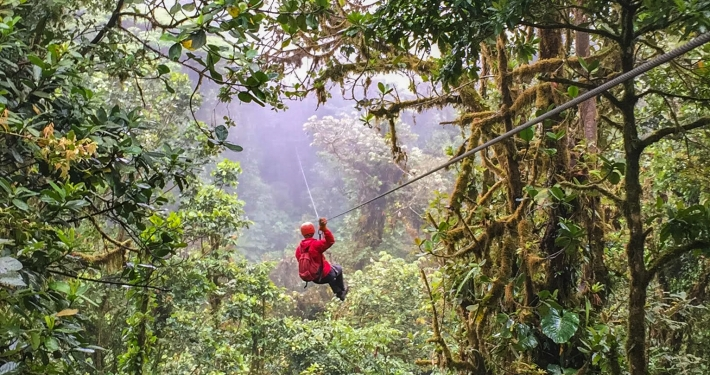Monteverde Zipline