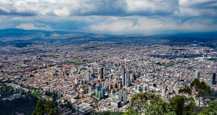 Cerro Monserrate Bogota